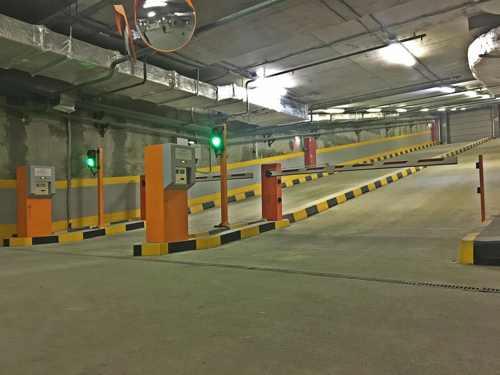 Преимущества подземной парковки